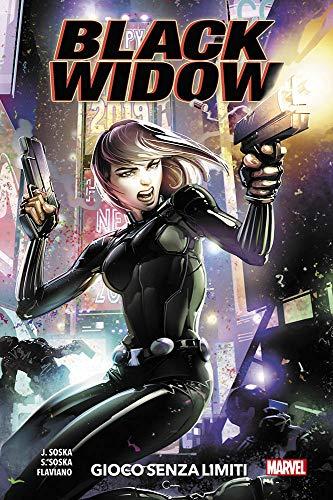Black Widow. Gioco senza limiti (Vol. 1)