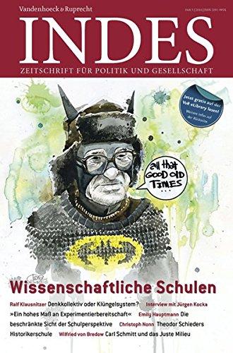 Wissenschaftliche Schulen: Indes. Zeitschrift für Politik und Gesellschaft 2014 Heft 03