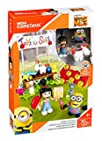 Mattel FDX79 Niño/niña kit de figura de juguete para niños - Kits de figuras de juguete para niños (5 año(s), Niño/niña, Multicolor, De plástico, Dibujos animados, Minions (animated film))
