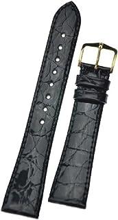 Hirsch Genuine Croco Leather Watch Strap 18920850-1-18