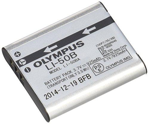 オリンパス デジタルカメラ STYLUS 用充電式バッテリー LI-50B 1個