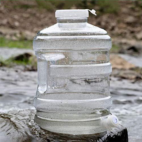 Bbhhyy Camping Wasserbehälter-Speicher-Beutel-Behälter Wasserträger Haushalt Outdoor-Selbstfahrer-Tour Mit Hahn Auto-Wannen (Size : 15L)