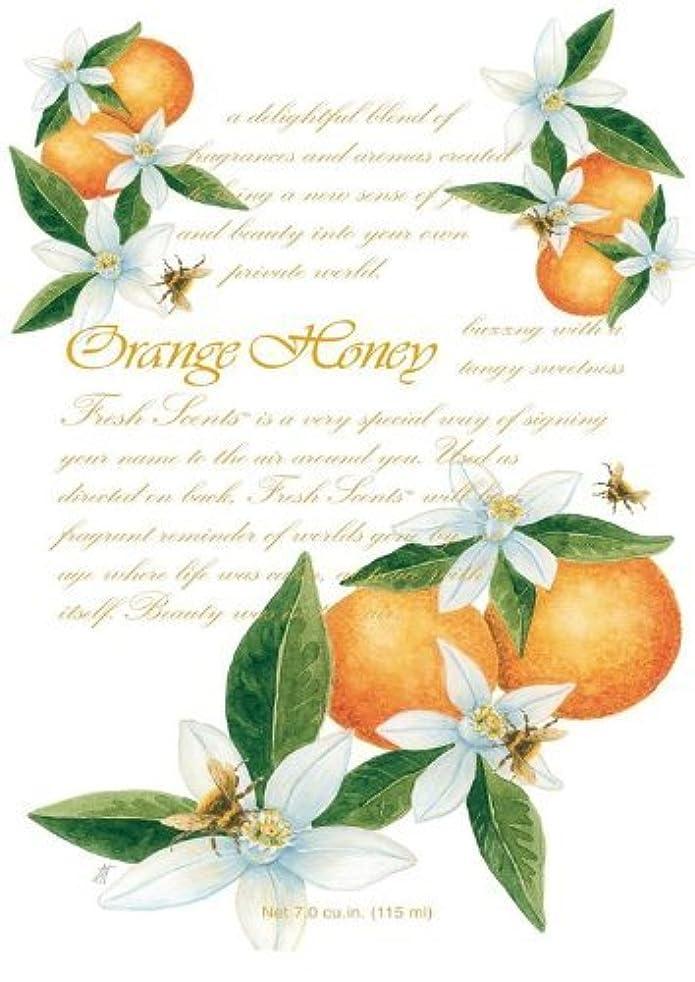 Willowbrook Fresh Scents Scented Sachet - Orange Honey