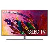 Samsung Tv Qled 65 Pollici Q7Fn Serie 7, Televisore Smart 4K Uhd, Hdr, Wi-Fi, Qe65Q7Fnatxzt 2018