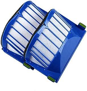2pc Pack Filter Irobot Roomba 500 551 552 564 580 5 630 650 Series Vacuum Cleane
