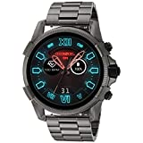 (ディーゼル) DIESEL DZT2011 メンズ 腕時計 スマートウォッチ DIESEL ON ガンメタル ステンレス
