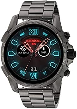 Diesel On Men's Full Guard 2.5 Touchscreen Smartwatch