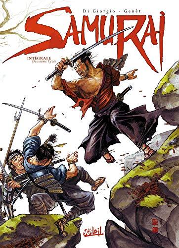 Samurai - Intégrale T5 à T8