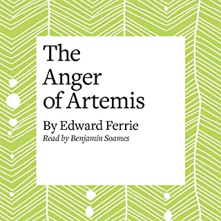 The Anger of Artemis cover art