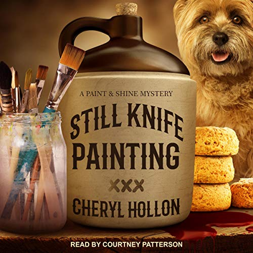Still Knife Painting: Paint & Shine Mystery Series, Book 1