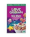 Love Grown, Sea Stars Cereal, 7 oz