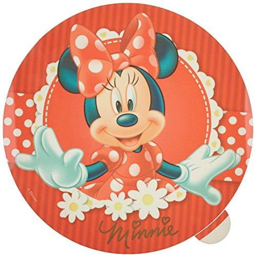 Dekoback Zucker-Tortenaufleger Minnie Mouse 1, 1er Pack (1 x 17 g)