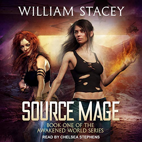 Source Mage cover art