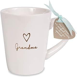 Pavilion Gift Company 19561 Grandma Cup, 15 oz, Cream