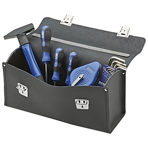Forum mallette à outils en cuir 340 x 110 x 170 mm, 4317784922180