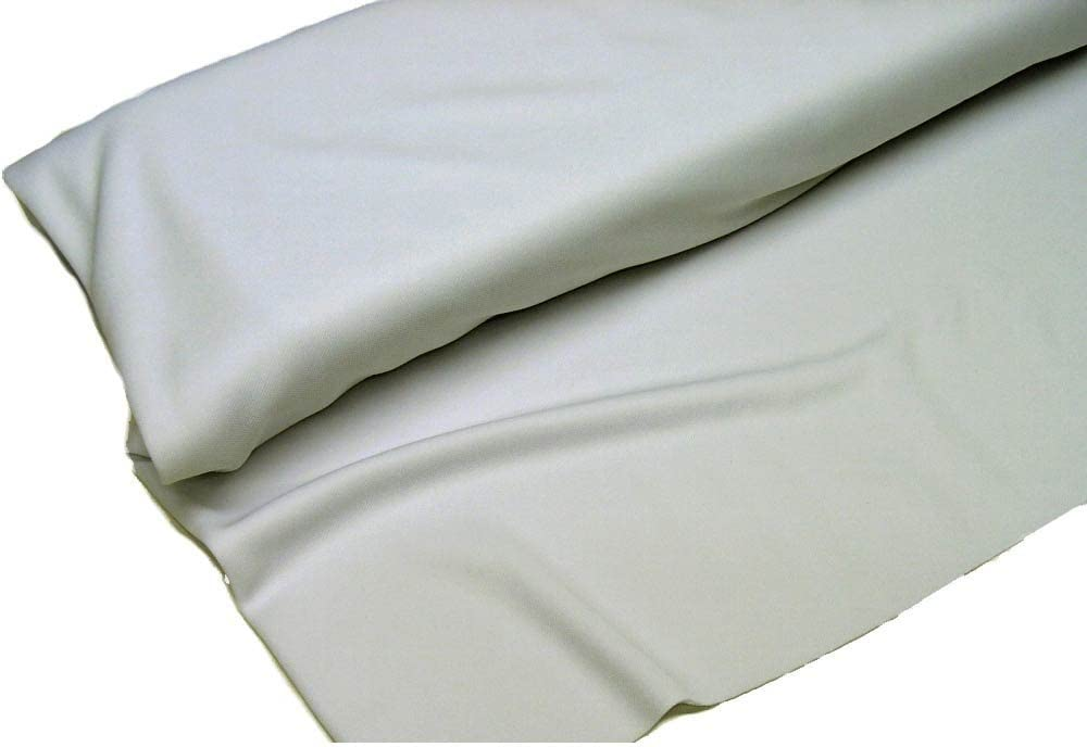 Pure White Speaker Grill Cloth 60 Inch x 36 Inch, A-572 : Electronics