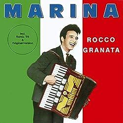 Rocco Granata - Marina (Remix 89) - ZYX Records - ZYX 6177-12