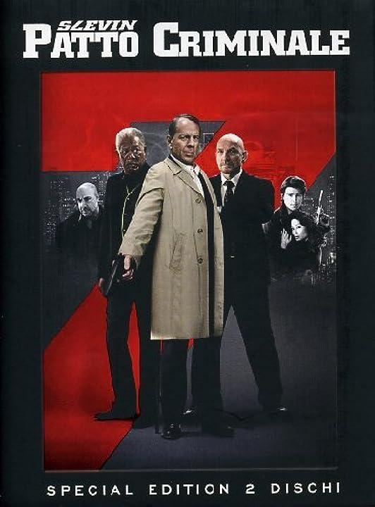 Film DVD - Slevin - patto criminale (special edition) (2 dvd) B0041KWWSS