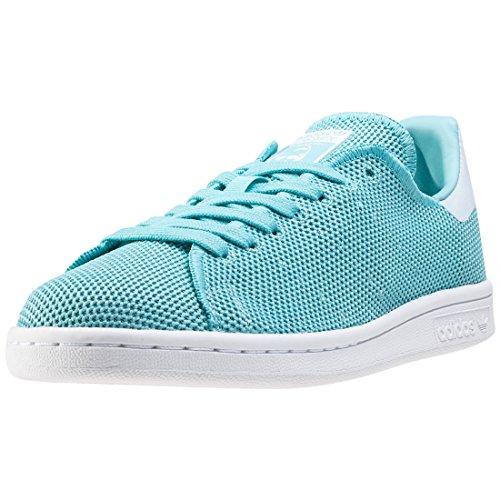 Adidas Stan Smith, Zapatillas Altas Mujer, Verde (Green/White Green/White), 38 EU