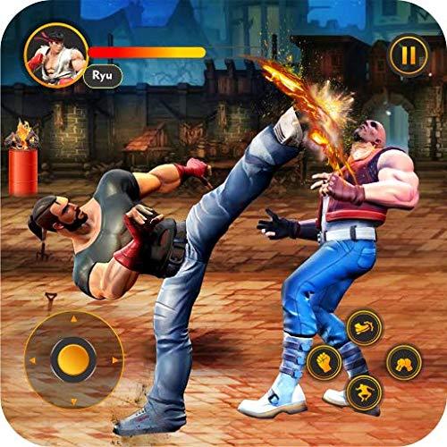 Street Fighter - kung fu fighter karate game kof