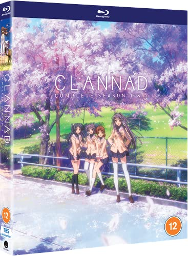 Clannad & Clannad After Story Complete Collection - Blu-ray