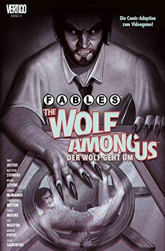 Fables: The Wolf among us – Der Wolf geht um: Bd. 4
