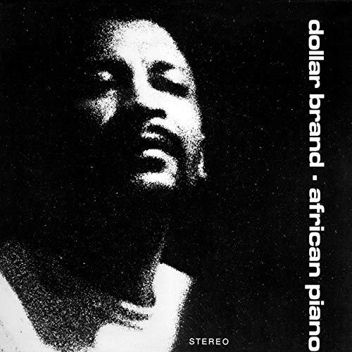 Dollar Brand - African Piano - Japo Records - JAPO 60002
