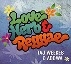 taj weekes love herb reggae