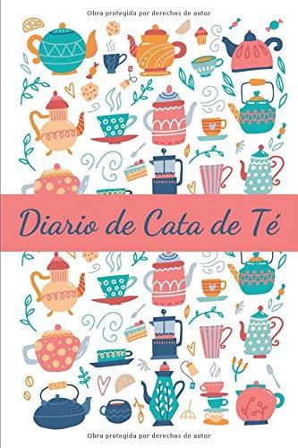 Diario de Cata de Té: Registra y Ordena tus Notas de Cata de Té - Formato 16 x 23 cm con 100 Fichas de Cata - Ideal para los Amantes del Té