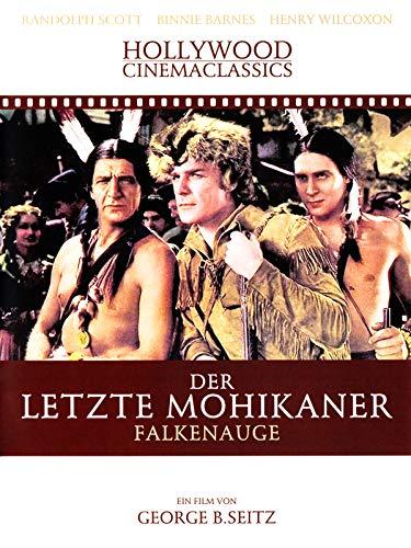 Der letzte Mohikaner - Falkenauge