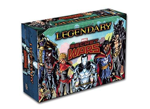 ADC Blackfire Entertainment UD83867 - Legendary Secret Wars Expansion, Englisch