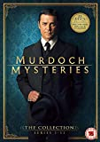 Murdoch Mysteries: The Collection - Series 1-11 Boxset (includes the Christmas Specials and TV Movies) (53 Discs) [DVD]