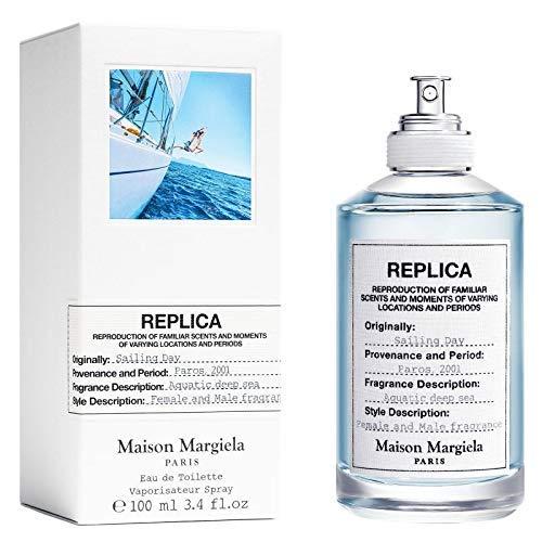 100% Authentic Maison Margiela Replica Sailing Day 100ml edt + 3 Niche samples - Free