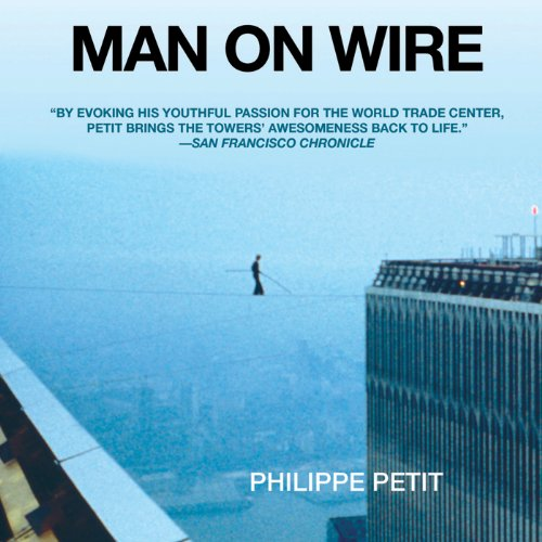 Man on Wire audiobook cover art