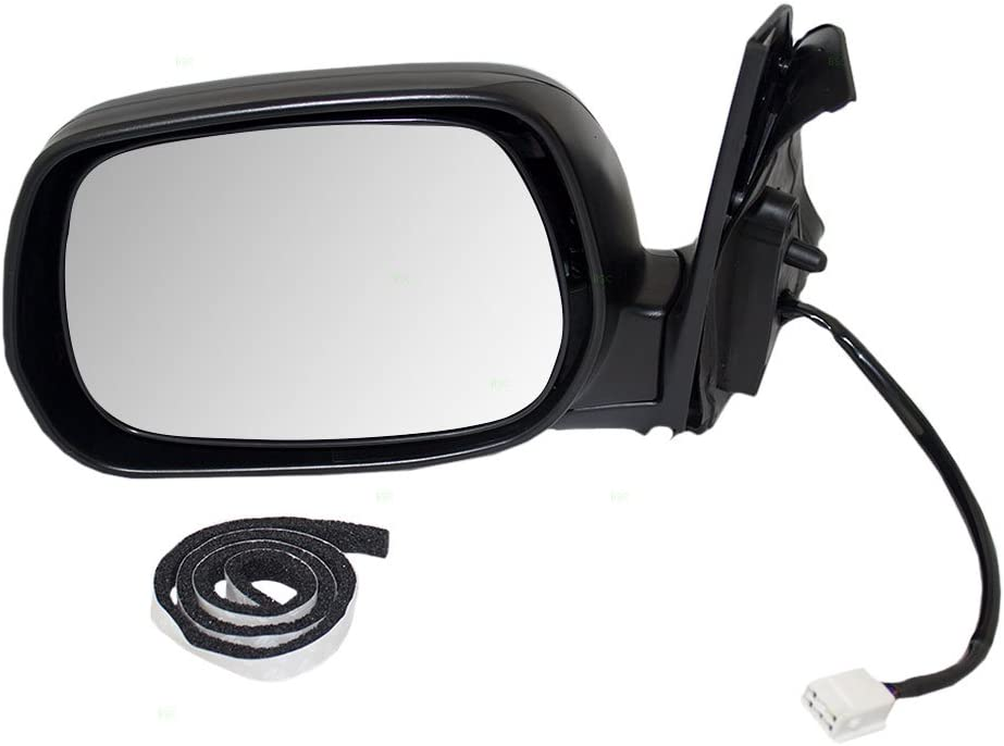 Gorgeous Brock Replacement Drivers Power Side 5% OFF View Heated Mirror Compatib