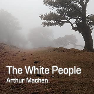 The White People audiobook cover art