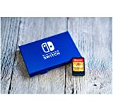 NCONCO Nintendo Switch 6-Slots Aluminium Metal Game Card Cartridge Storage Case Box