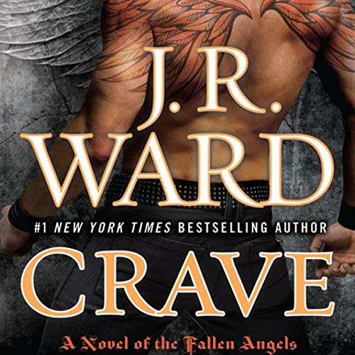 Crave  By  cover art