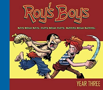 Roys Boys: Year Three: Volume 3