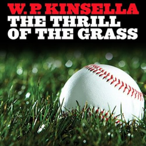 Thrill of the Grass audiobook cover art