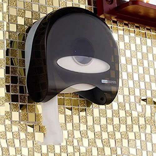 Soporte para caja de pañuelos de decoración, personalidad, hotel, lavado a mano, inodoro móvil, rollo grande, soporte de papel higiénico creativo (color : D)