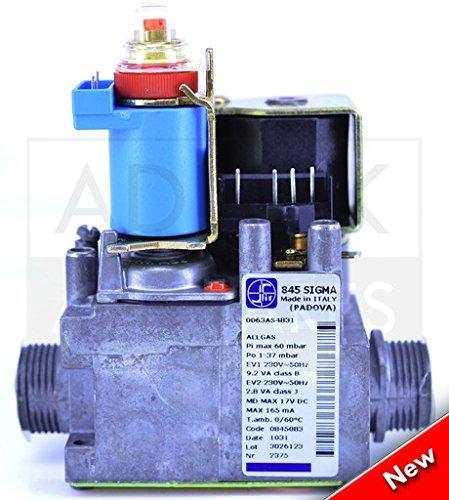 Heatline Hydroline B 24 Válvula de Gas 3003200419 Nuevo