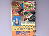 The healthy gourmet international cookbook: Great natural recipes from around...