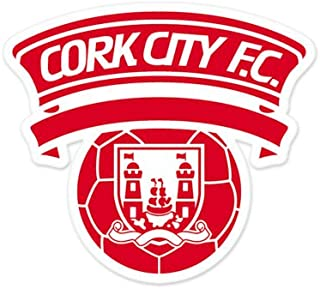 Cork City FC - Republic of Ireland Football Soccer Futbol - Car Sticker - 4