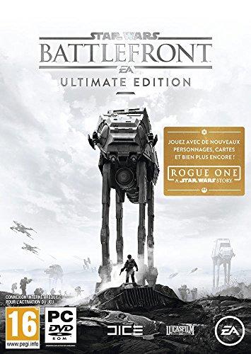Star Wars Battlefront Edition Ultimate Jeu PC
