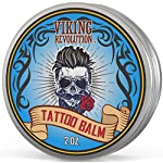 Viking Revolution Tattoo Care Balm for Before, During & Post Tattoo – Safe, Natural Tattoo Aftercare Cream… 2