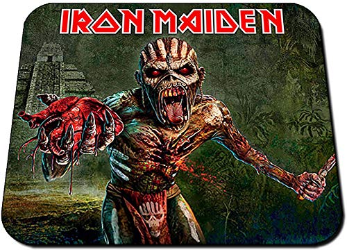 Iron Maiden The Book of Souls Alfombrilla Mousepad PC
