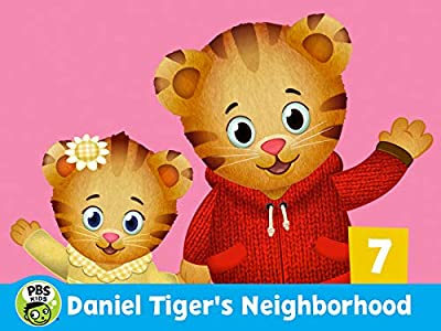 Daniel Tiger's Neighborhood Season 7