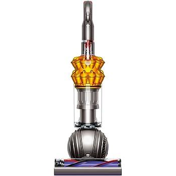 Dyson DC50 Ball Compact Upright Vacuum, Yellow (Renewed)