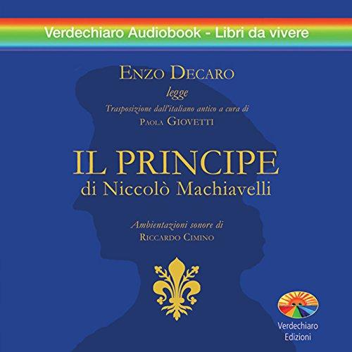 Il Principe [The Prince] cover art